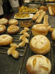Fresh Breads Baked In-house