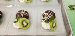 Oreo Truffle Plate