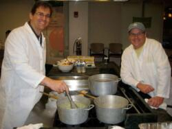 Soup Class at SDS Culinary Institute