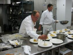 Chef Instructor, David Koelling at SDS Culinary Institute